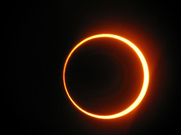Solar Eclipse: Abel Pardo López