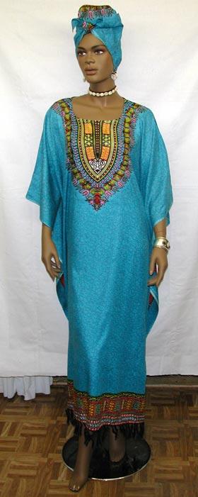 African DressWomen Caftan Dress or Kaftan