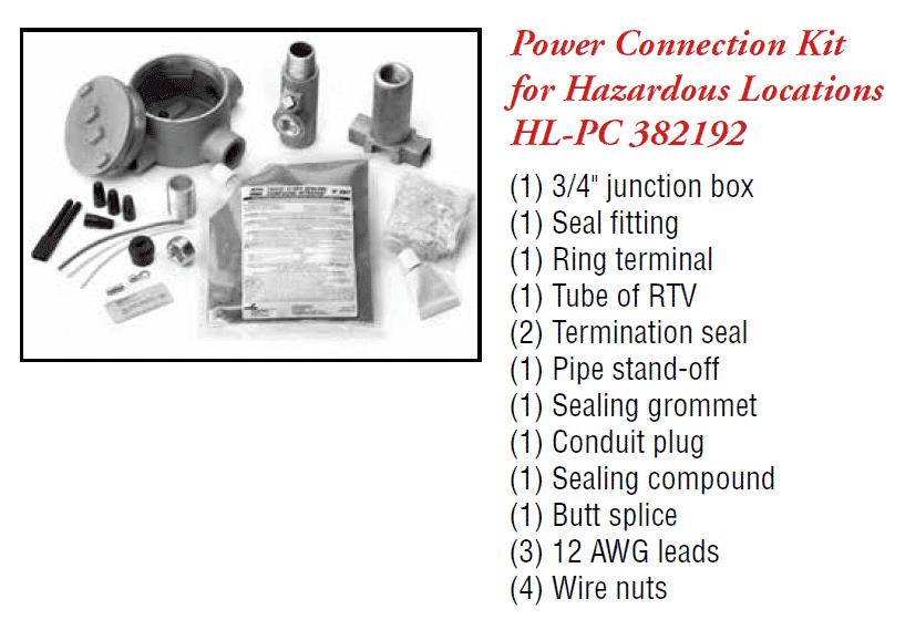 Chromalox HL-PC Power Connection Box 382192 - WilsherCo. Inc.