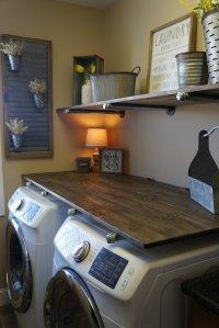 Inexpensive Laundry Room Ideas - Decorating Interior Of ...