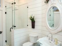 Joanna Gaines Fixer Upper with Shiplap Bathroom Ideas