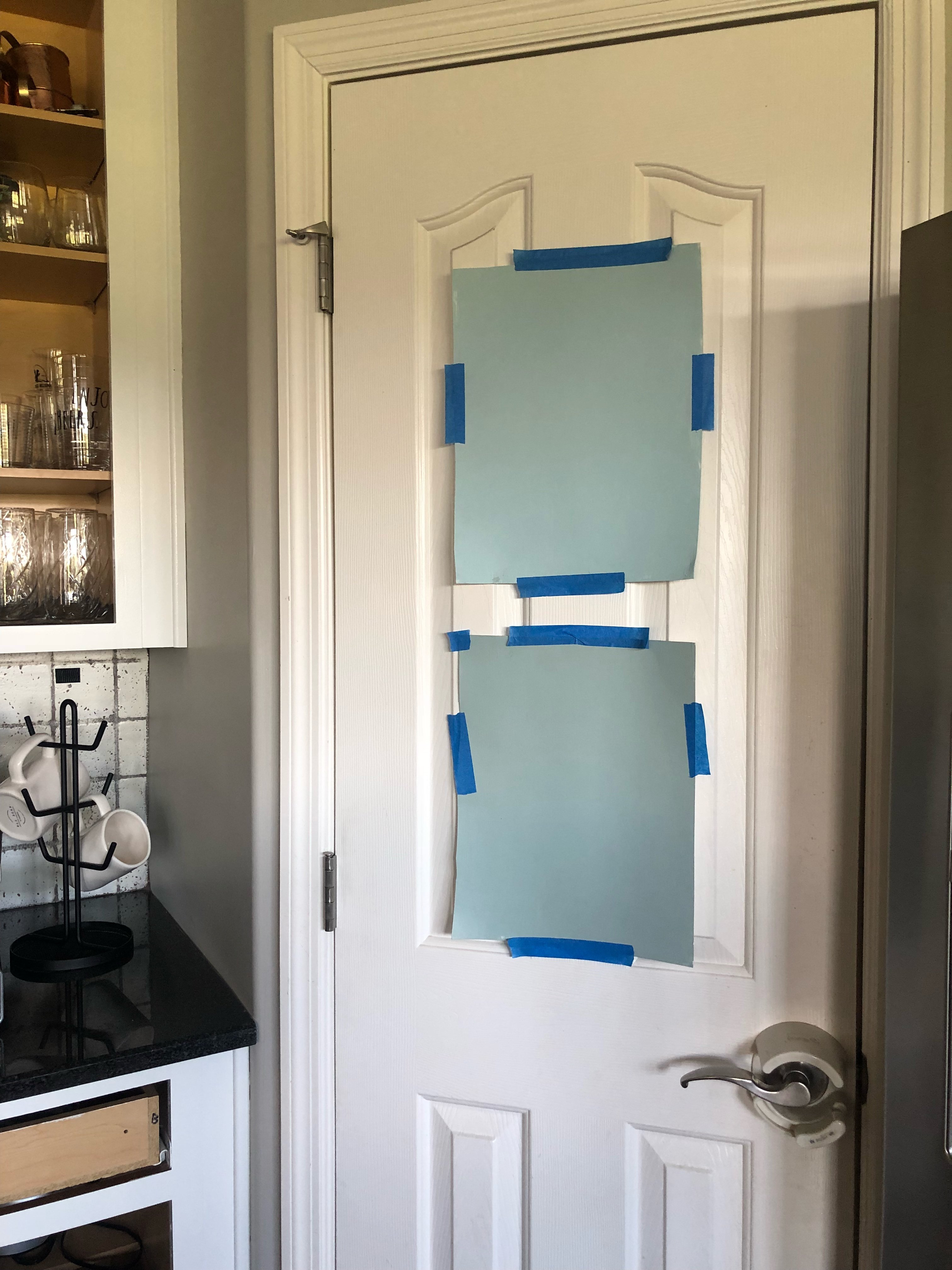Kitchen Makeover Part 1 {the paint} - At Home with The Barkers