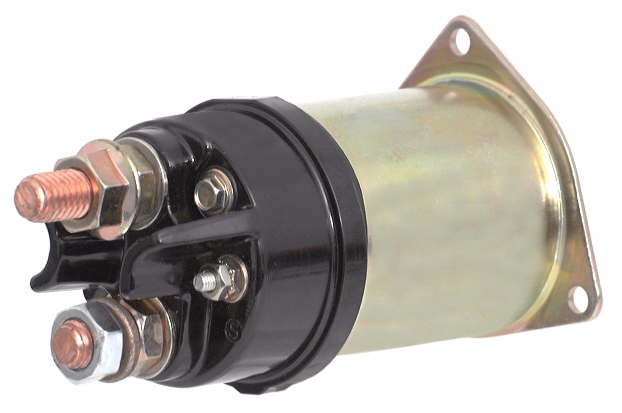 hight resolution of solenoid switch