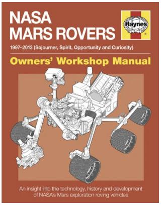 Haynes Mars Rovers Manual