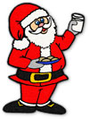 free christmas clipart - animated