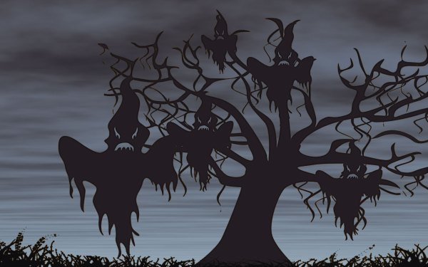 Free Halloween Backgrounds - Animated