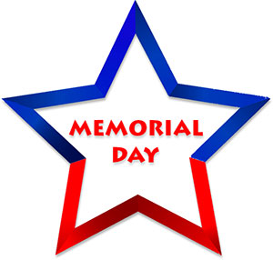 free memorial day clipart
