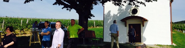 Days two and three in Burgenland