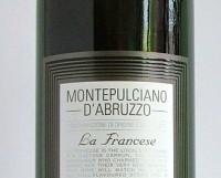 Tesco's Finest Montepulciano d'Abruzzo La Francese 2013