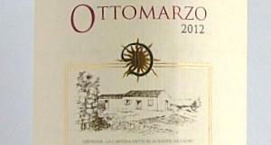 Ottomarzo 2012, Tenute Dettori, IGP Romangia Rosso, Sardinia