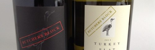 TOP DROP THIS WEEK  – TWO WINES FROM TURKEY FLAT