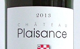 <strong>Ch. Plaisance 2013, Fronton</strong>