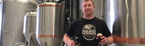 <strong> Galway Hooker Sixty Knots India Pale Ale</strong>
