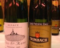 <strong>Trimbach Cuvée Frédéric Emile Riesling 2007</strong>
