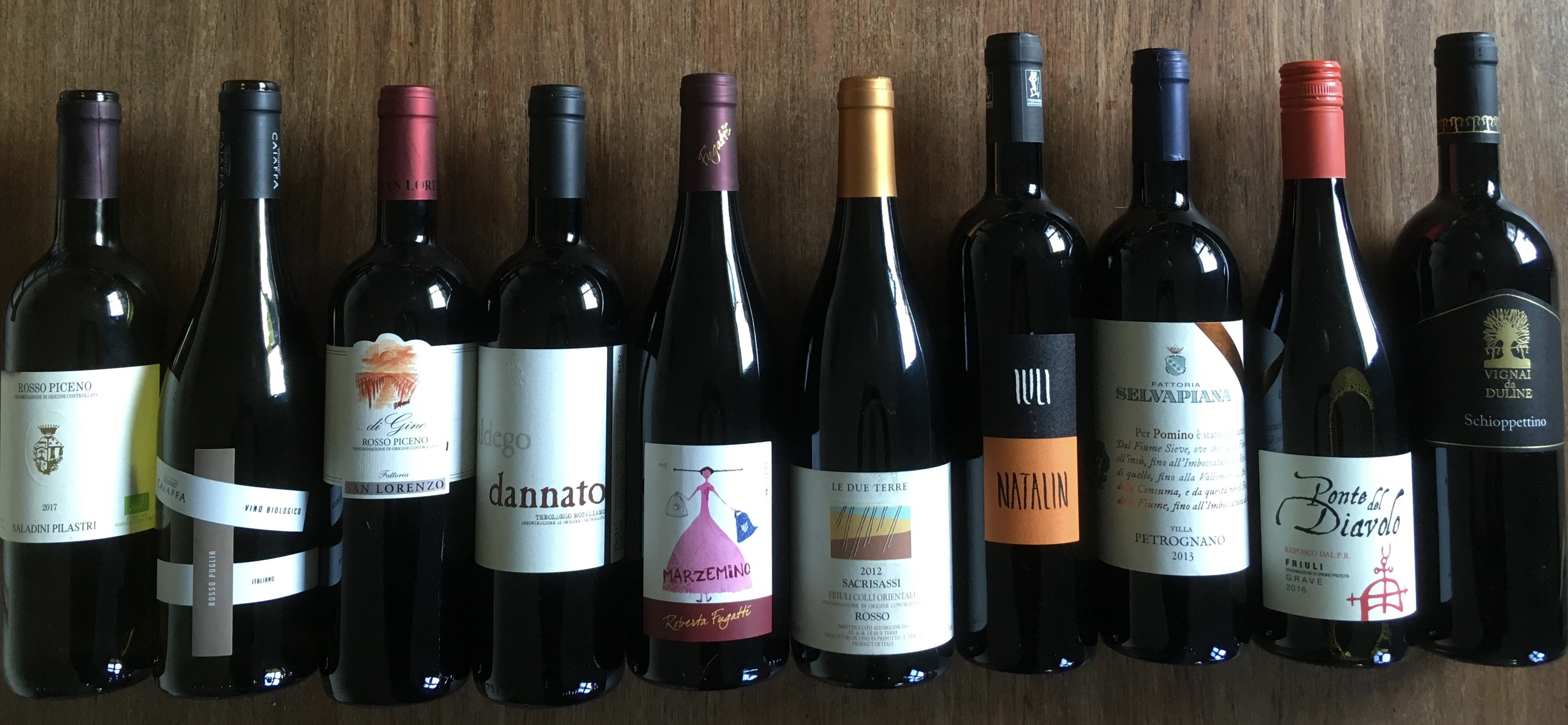 The best lesser known Italian wines « Wilson on Wines 7a2e626d7d6