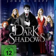 [Gewinnspiel] BluRay von Tim Burtons Dark Shadows