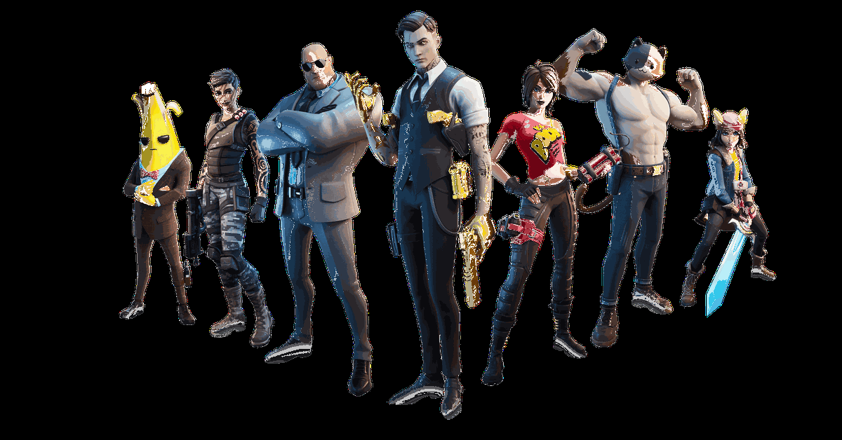 Fortnite Chapter 2 S New Season Is All About Secret Agents And Well Muscled Cats Wilson S Media