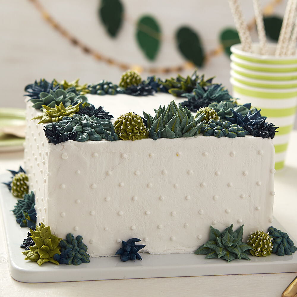 Cake Decorating Ideas Real Simple