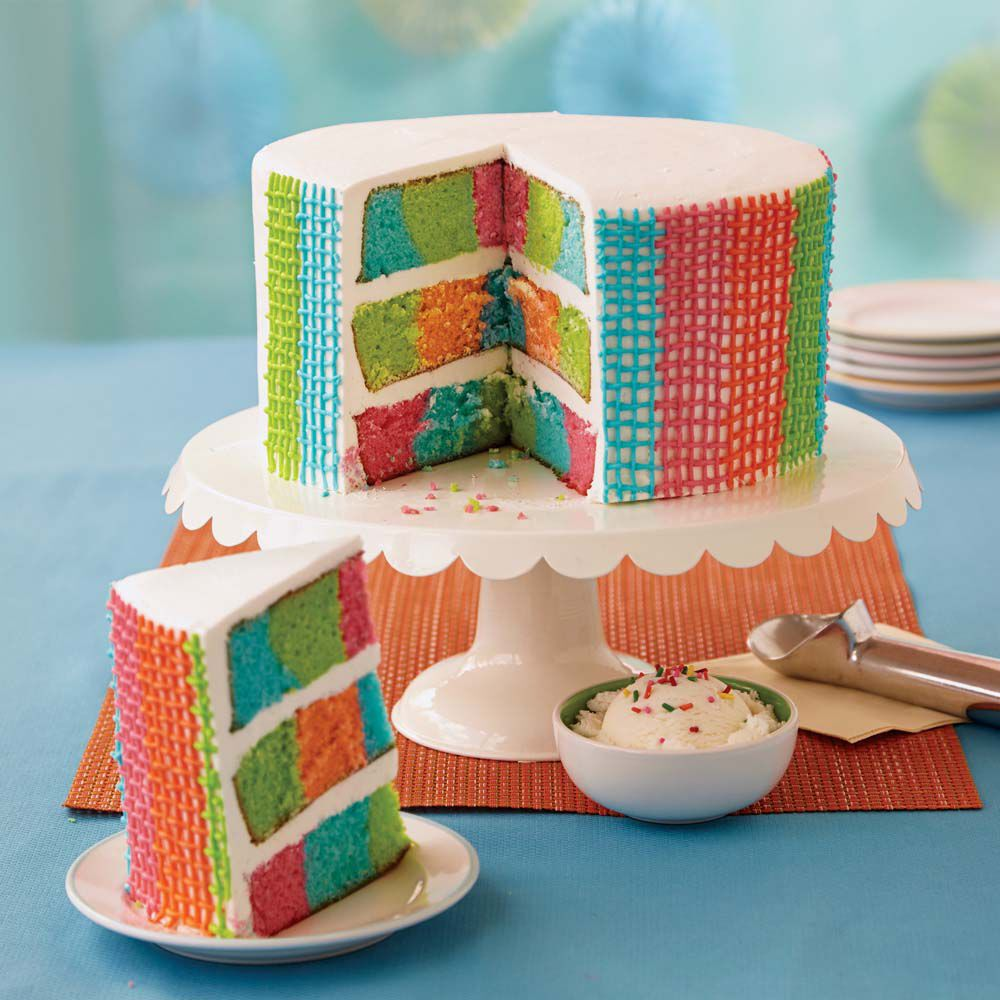 Cake Decorating Ideas Buttercream Icing