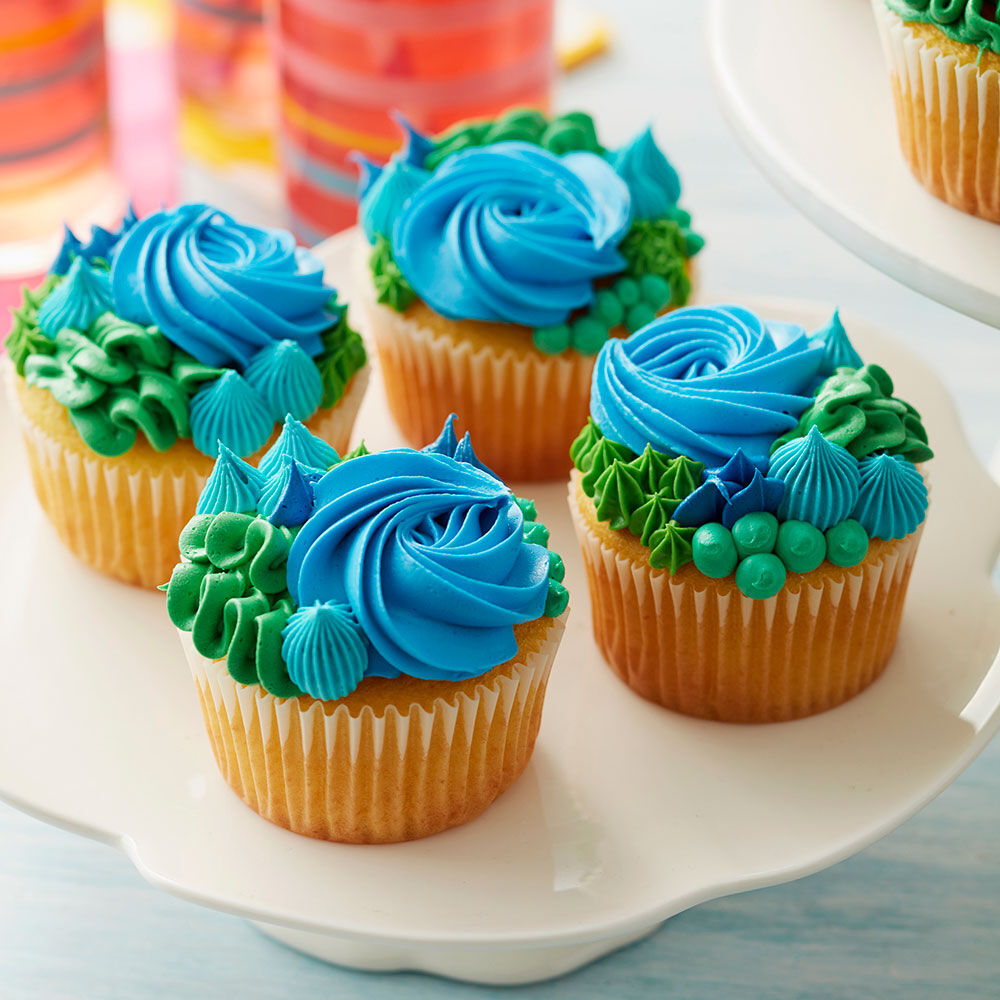 Cupcake Ideas Cupcake Decorating Ideas Wilton