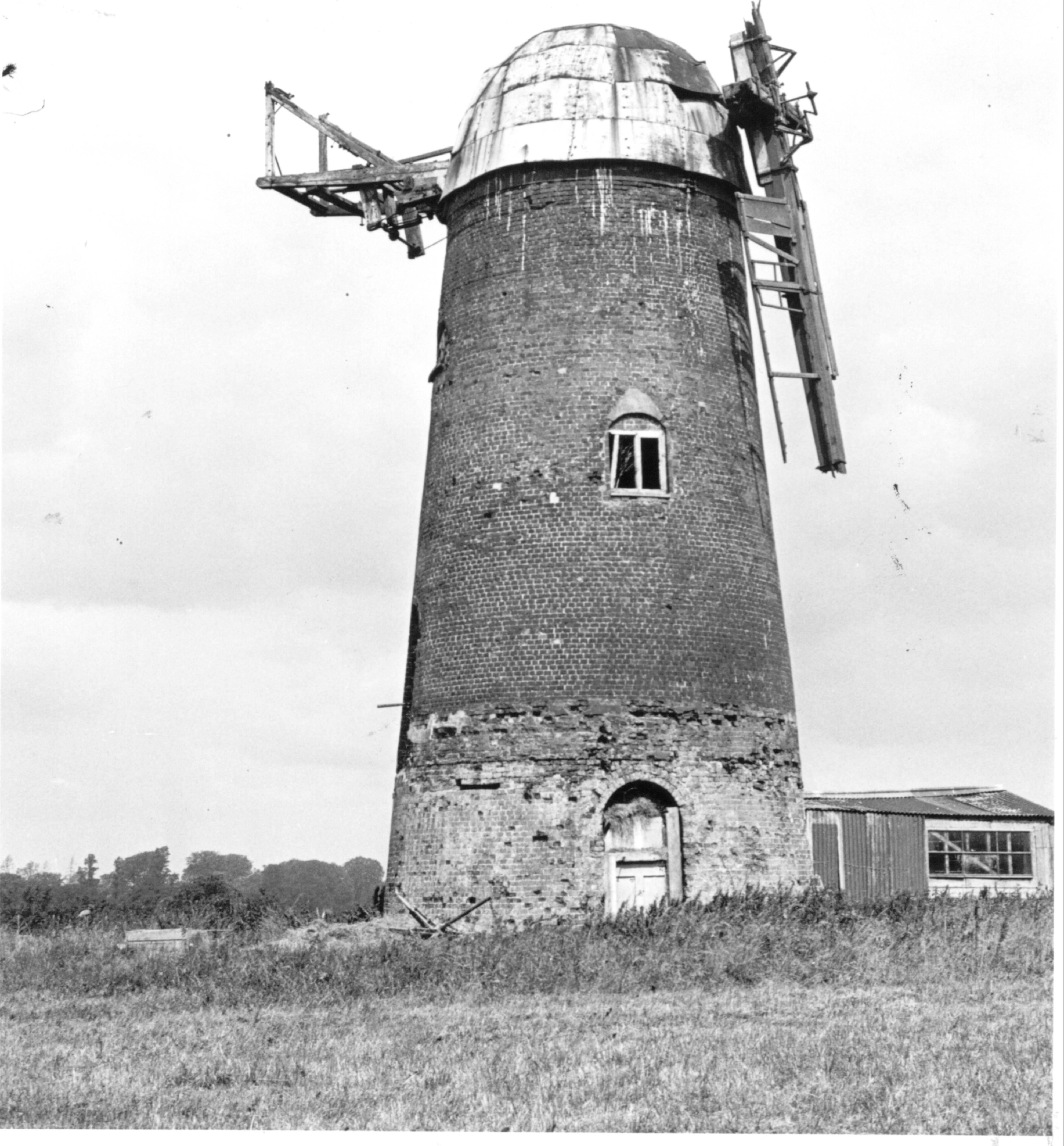 History & Restoration - Wilton Windmill