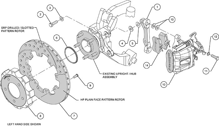 Honda Civic Rear Ke Caliper Diagram, Honda, Free Engine