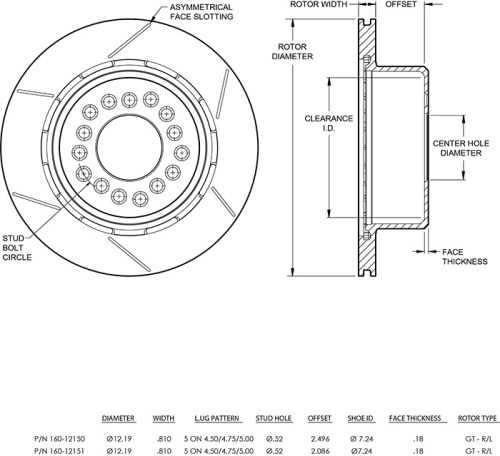 small resolution of ultralite hps 32 vane rotor hat dimension diagram