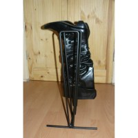 Boot holder organiser rack ladies fashion boots