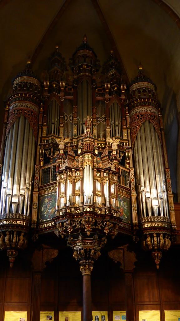 Orgel van de St. Martinikirche