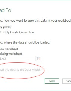 Add data to model option is greyed out also this the check box in excel rh wimjellema