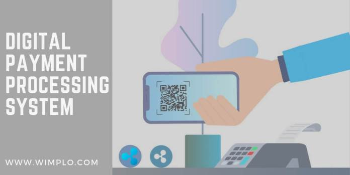 Digital Payment Processing System