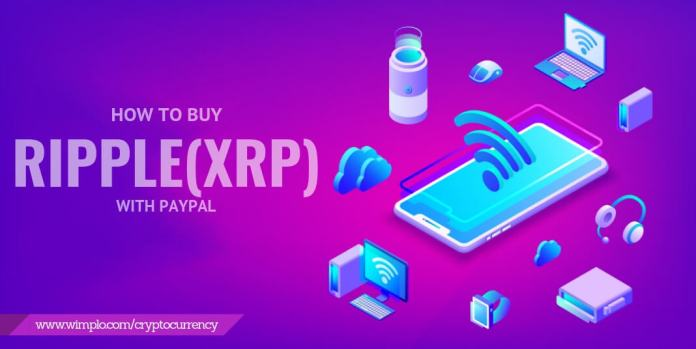 buy ripple cryptocurrency with paypal