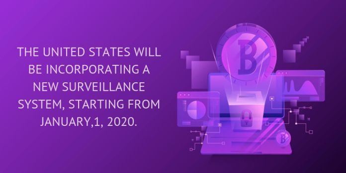 The United States will be incorporating a new surveillance system, starting from January,1, 2020.