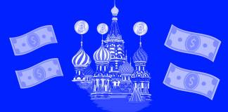 US Dollar Being Shelved for Bitcoin by the Soviet Giant