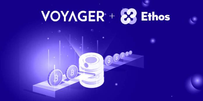 Ethos joins the rank with Voyager