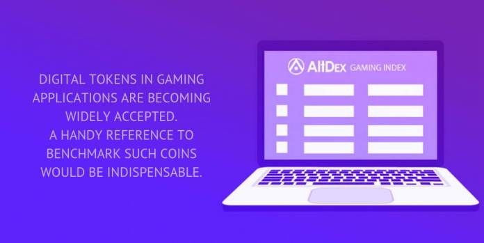 DIGITAL TOKENS IN GAMING APPLICATIONS ARE BECOMING WIDELY ACCEPTED.