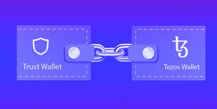 Trust Wallet scales up with Tezos Wallet support