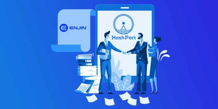 Enjin collaborates with HashPort Accelerator