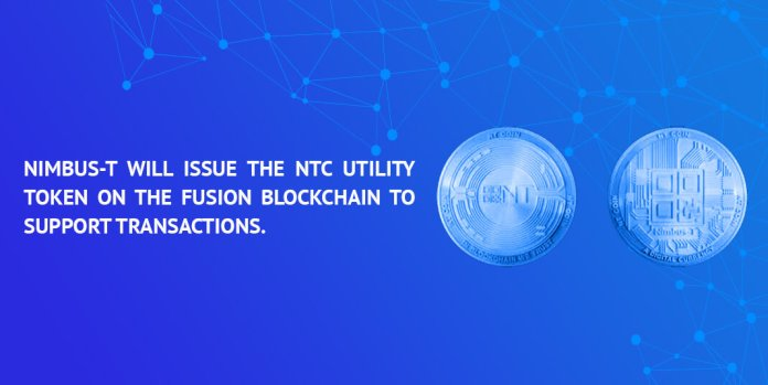 Nimbus-T-will-issue-the-NTC-utility-token-on-the-Fusion-blockchain-to-support-transactions