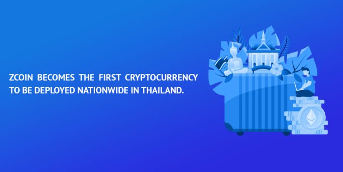 Zcoin-becomes-the-first-cryptocurrency-to-be-deployed-nationwide-in-Thailand
