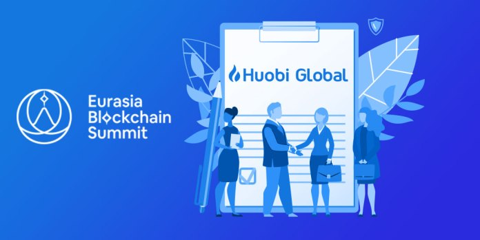First Eurasia Blockchain Summit hosted by Huobi