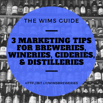 WIMS BREWERIES & WINERIES