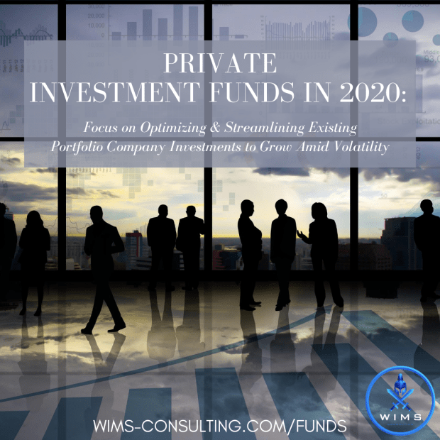 Private Investment Funds in 2020