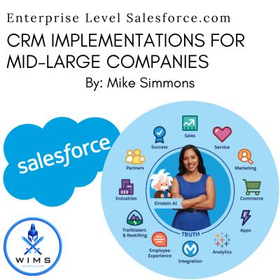 Enterprise Level Salesforce.com CRM