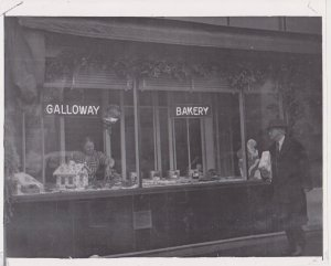 Galloway Bakery, 8 West Side Square, Macomb, Illinois