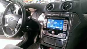 Ford Mondeo radio probleem
