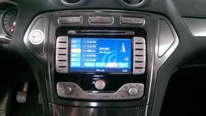 Ford Focus / Mondeo radio