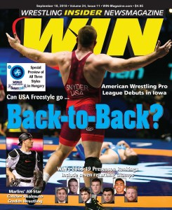WIN Magazine Previews 2018 World Championships - WIN