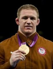 jake varner with medal
