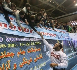 burroughs and iran fans 2